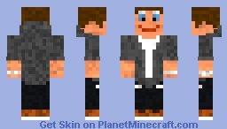 PaddyPL Minecraft Skin