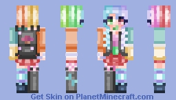 """☆ ℓєια_ ☆ """"ξγε σf τhε βεhσℓdεℜ"""" Minecraft Skin"""