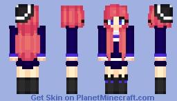 ●мєσωℓιє_đєєɾ● LDshadowlady Fanskin ! Minecraft Skin