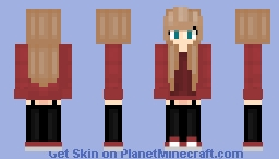 Sweaterss ~ Minecraft Skin