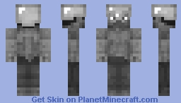 Steve The Lost Miner Minecraft Skin