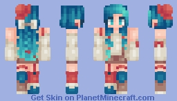 ◊€∆†◊ | July c: [Months Skin Series] 2nd Popreel!!!