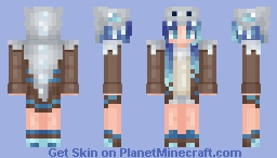 ◊€∆†◊ | Female Dragon Hunter [Requested by Many Users] Minecraft Skin