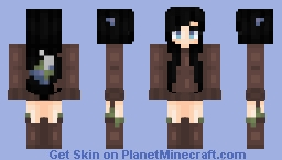 Not So Old Personal Minecraft Skin