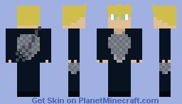 Finnick Odair Minecraft Skin