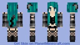 Cheshire | Read Desc Minecraft Skin
