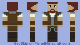 Kael Forshaw Minecraft Skin