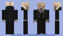 Darth Plagueis: The Wise Minecraft Skin