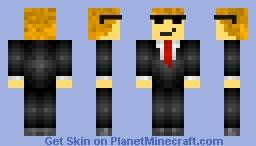 rmk games skin Minecraft Skin
