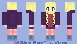 Evelye | Eveiey | The Blonde Girl