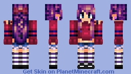 ~First skin: remake~ Lyя