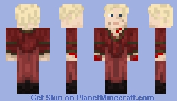 Brienne and the Bear Minecraft Skin