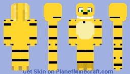 spring bonnie Minecraft