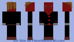 Mr Redstone Minecraft Skin