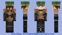 Mumen Raida [Anime Series] Minecraft Skin
