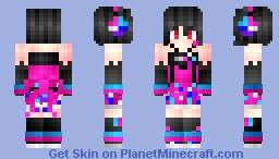 ✼ Cyber Nico - Love Live! Minecraft Skin