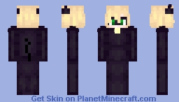 The Character that my friend loves. Minecraft Skin