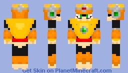 Solar man (MM10)