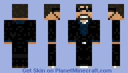 SSundee new design Minecraft Skin