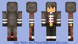 ✘Ðℯαℊℓε✘ - Trust me, I'm a professional Minecraft Skin