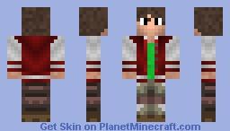 Young Man Minecraft Skin
