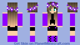 Spring Time Request Minecraft Skin