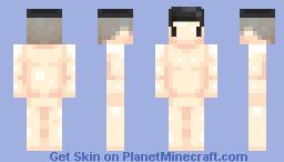 chibi Minecraft Skin