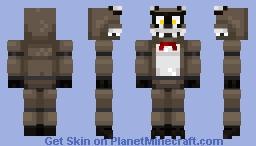 Alex The Raccoon   FNAF Fan Made