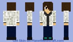 ~~✪Bwave✪~~ Zak (OC) Minecraft Skin