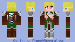 Bunsfactory Minecraft Skin