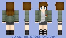 - Darlene - (Mr. Robot) Minecraft Skin