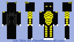 Dragon Scale Skins (Multiple colors) Minecraft Skin