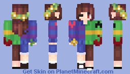 [🔪 FIGHT] [✖ MERCY] Minecraft Skin