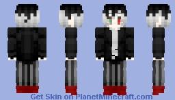 Haise Sasaki (Tokyo Ghoul:re) Minecraft