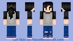 ┌ ʟ ɪ s ᴀ ┘  -  ❝ R  ᴇ  ᴀ  ʟ  ɪ  ᴛ  ʏ ❞ Minecraft Skin