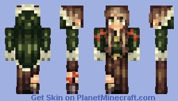 ~Queen~ Lyя (Thanks for 50 subs! ;o;) Minecraft Skin