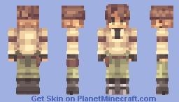 Character Skin   Roman Minecraft