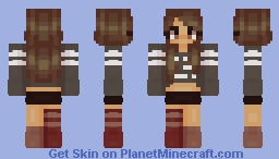 Alone / With You {Contest!} Minecraft Skin