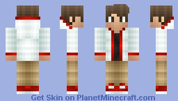 Gaming Boy Minecraft Skin