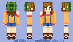 Personal Skin: Trutle Minecraft Skin