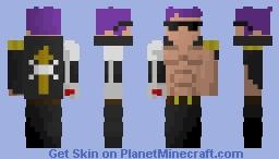 Zephyr EODMC request Minecraft Skin