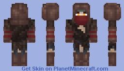 medieval executioner minecraft skin - 256×146