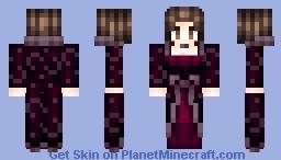 Winter Fantasy Minecraft Skin