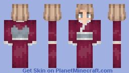 Magenta Yukata Minecraft