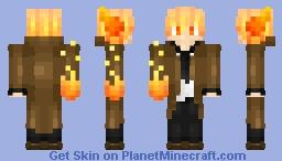 Another Torch Minecraft Skin