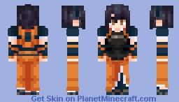 Oboro - Fire Emblem If (Fates) Minecraft Skin