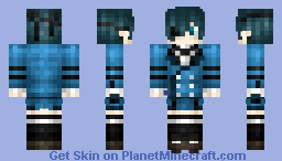 ►► (1.8) Ciel Phantomhive 【Kuroshitsuji // Black Butler】 Minecraft