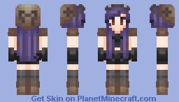 Improvement? Minecraft Skin