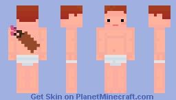 Cupid - Happy Valentine's Day! Minecraft Skin