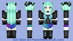 + Dream Keeper + Minecraft Skin